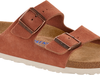 1015888  ARIZONA SFB | EARTH RED | SUEDE LEATHER